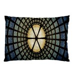Stained Glass Colorful Glass Pillow Case (Two Sides) Back