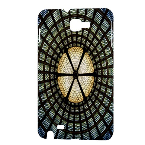 Stained Glass Colorful Glass Samsung Galaxy Note 1 Hardshell Case