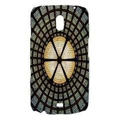 Stained Glass Colorful Glass Samsung Galaxy Nexus i9250 Hardshell Case