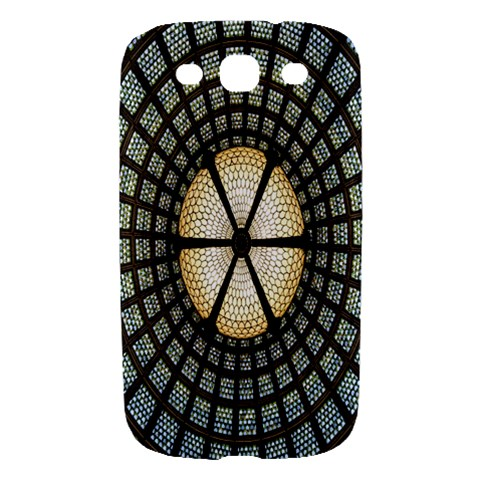 Stained Glass Colorful Glass Samsung Galaxy S III Hardshell Case