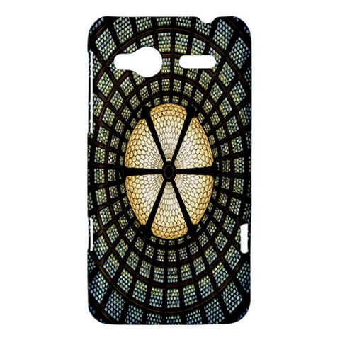 Stained Glass Colorful Glass HTC Radar Hardshell Case