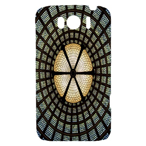 Stained Glass Colorful Glass HTC Sensation XL Hardshell Case