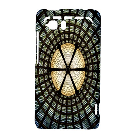 Stained Glass Colorful Glass HTC Vivid / Raider 4G Hardshell Case