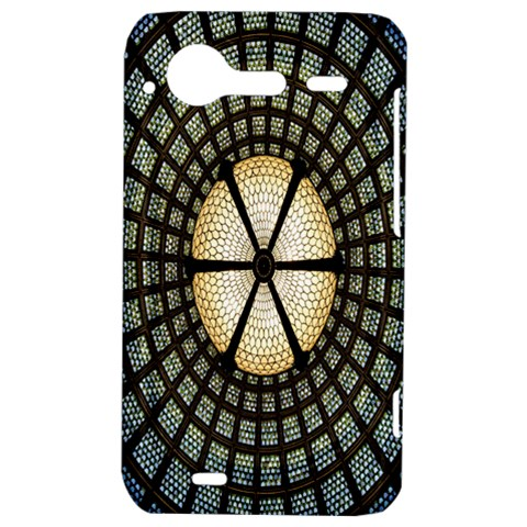 Stained Glass Colorful Glass HTC Incredible S Hardshell Case
