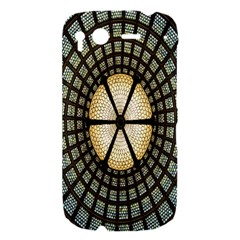 Stained Glass Colorful Glass HTC Desire S Hardshell Case
