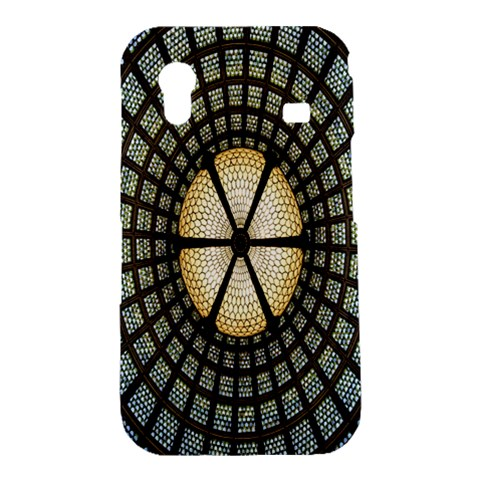 Stained Glass Colorful Glass Samsung Galaxy Ace S5830 Hardshell Case
