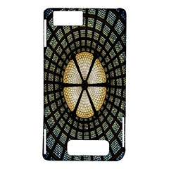 Stained Glass Colorful Glass Motorola DROID X2