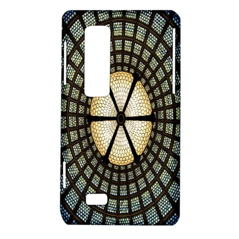 Stained Glass Colorful Glass LG Optimus Thrill 4G P925