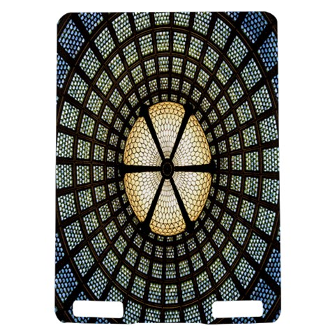 Stained Glass Colorful Glass Kindle Touch 3G