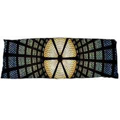 Stained Glass Colorful Glass Body Pillow Case (Dakimakura)