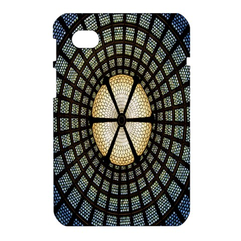 Stained Glass Colorful Glass Samsung Galaxy Tab 7  P1000 Hardshell Case