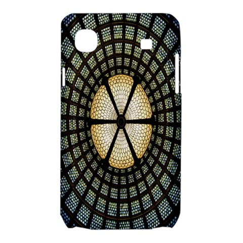 Stained Glass Colorful Glass Samsung Galaxy SL i9003 Hardshell Case