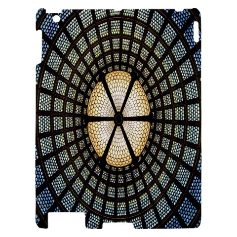 Stained Glass Colorful Glass Apple iPad 2 Hardshell Case