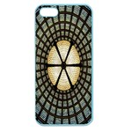 Stained Glass Colorful Glass Apple Seamless iPhone 5 Case (Color) Front
