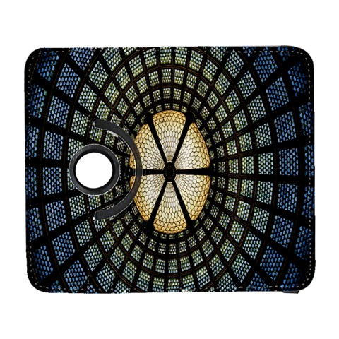 Stained Glass Colorful Glass Samsung Galaxy S  III Flip 360 Case