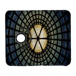 Stained Glass Colorful Glass Samsung Galaxy S  III Flip 360 Case Front