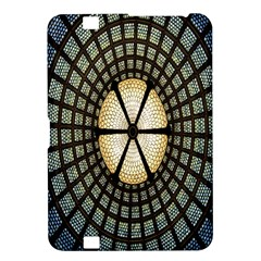 Stained Glass Colorful Glass Kindle Fire HD 8.9