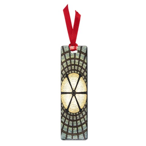 Stained Glass Colorful Glass Small Book Marks