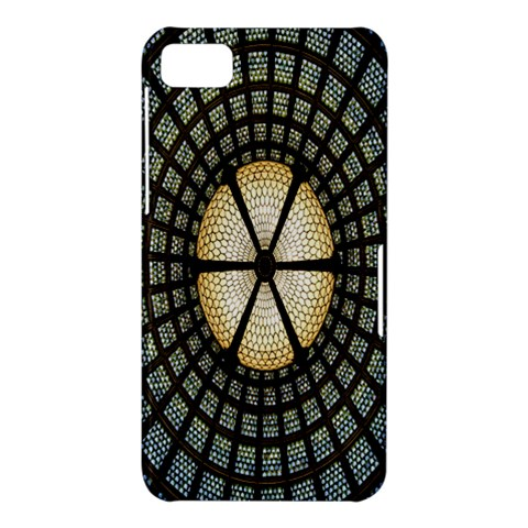 Stained Glass Colorful Glass BlackBerry Z10