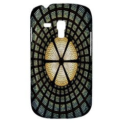 Stained Glass Colorful Glass Samsung Galaxy S3 MINI I8190 Hardshell Case