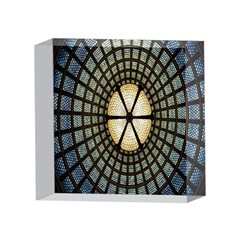 Stained Glass Colorful Glass 4 x 4  Acrylic Photo Blocks