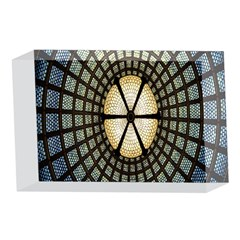 Stained Glass Colorful Glass 4 x 6  Acrylic Photo Blocks