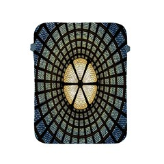 Stained Glass Colorful Glass Apple iPad 2/3/4 Protective Soft Cases