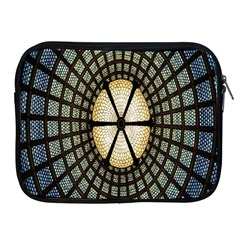 Stained Glass Colorful Glass Apple iPad 2/3/4 Zipper Cases