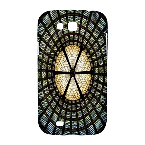 Stained Glass Colorful Glass Samsung Galaxy Grand GT-I9128 Hardshell Case