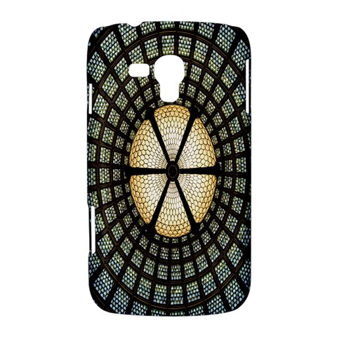 Stained Glass Colorful Glass Samsung Galaxy Duos I8262 Hardshell Case