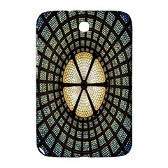 Stained Glass Colorful Glass Samsung Galaxy Note 8.0 N5100 Hardshell Case