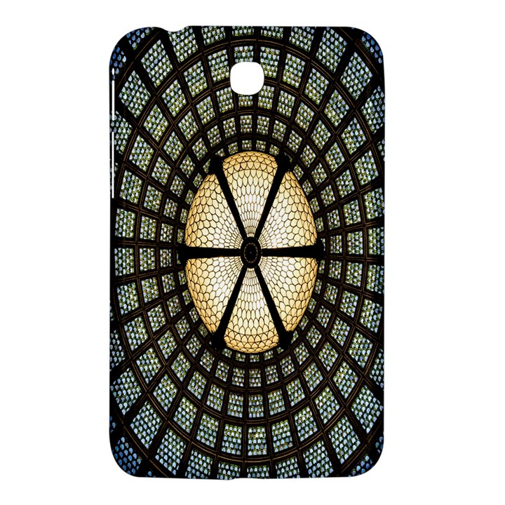 Stained Glass Colorful Glass Samsung Galaxy Tab 3 (7 ) P3200 Hardshell Case
