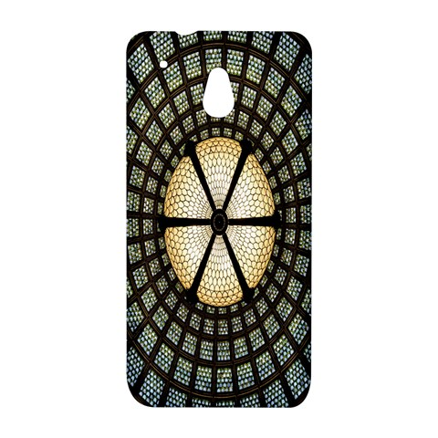 Stained Glass Colorful Glass HTC One Mini (601e) M4 Hardshell Case