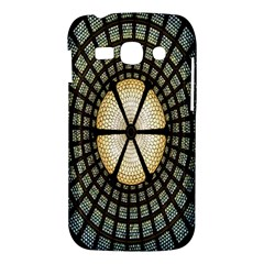 Stained Glass Colorful Glass Samsung Galaxy Ace 3 S7272 Hardshell Case