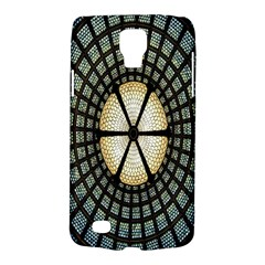 Stained Glass Colorful Glass Galaxy S4 Active