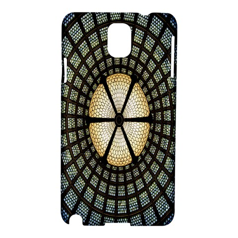 Stained Glass Colorful Glass Samsung Galaxy Note 3 N9005 Hardshell Case
