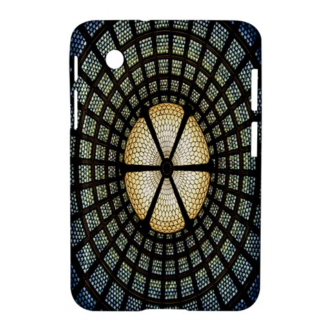 Stained Glass Colorful Glass Samsung Galaxy Tab 2 (7 ) P3100 Hardshell Case