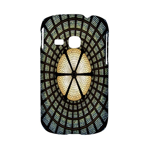 Stained Glass Colorful Glass Samsung Galaxy S6310 Hardshell Case