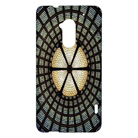 Stained Glass Colorful Glass HTC One Max (T6) Hardshell Case
