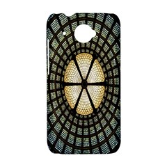 Stained Glass Colorful Glass HTC Desire 601 Hardshell Case