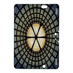 Stained Glass Colorful Glass Kindle Fire HDX 8.9  Hardshell Case
