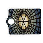 Stained Glass Colorful Glass Kindle Fire HD (2013) Flip 360 Case Front