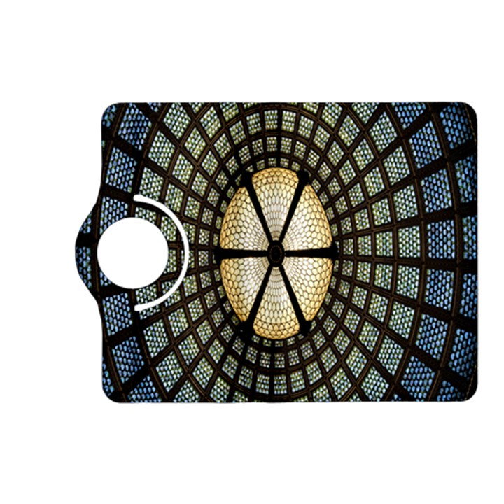 Stained Glass Colorful Glass Kindle Fire HD (2013) Flip 360 Case