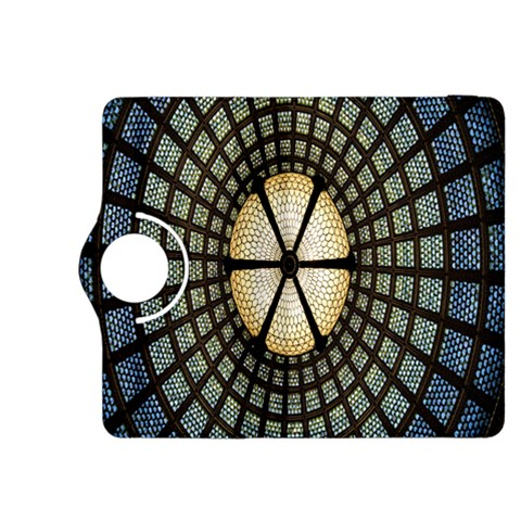 Stained Glass Colorful Glass Kindle Fire HDX 8.9  Flip 360 Case