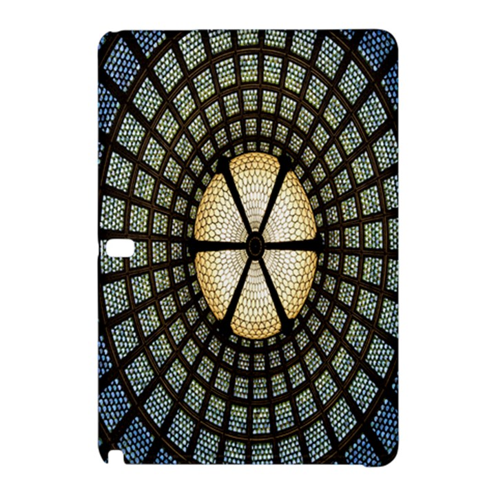 Stained Glass Colorful Glass Samsung Galaxy Tab Pro 10.1 Hardshell Case