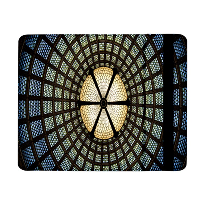 Stained Glass Colorful Glass Samsung Galaxy Tab Pro 8.4  Flip Case