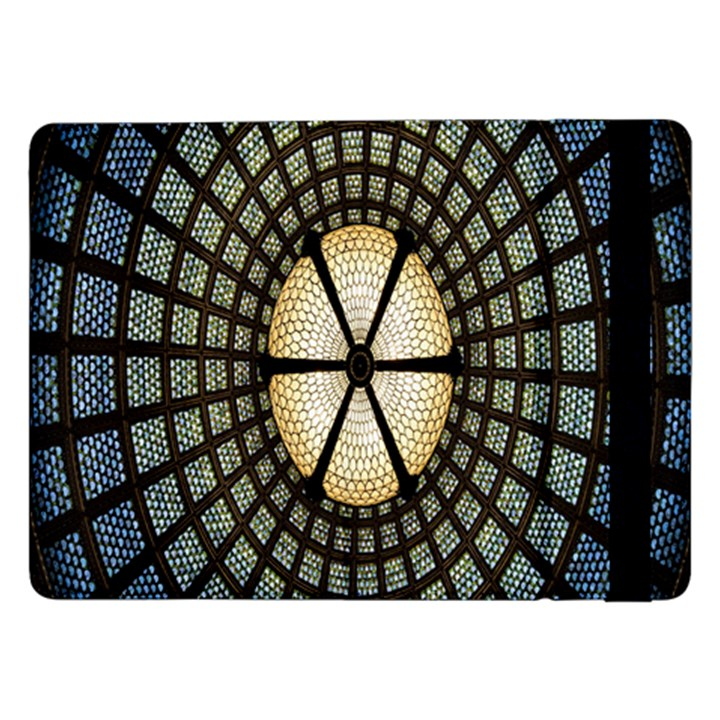 Stained Glass Colorful Glass Samsung Galaxy Tab Pro 12.2  Flip Case