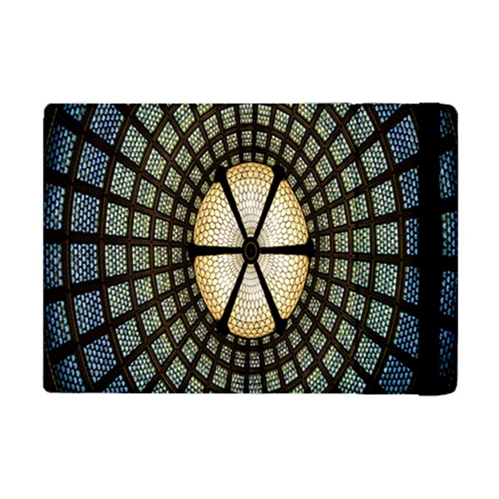 Stained Glass Colorful Glass iPad Mini 2 Flip Cases