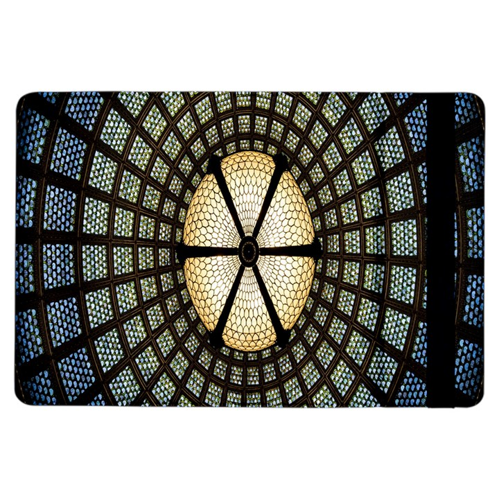 Stained Glass Colorful Glass iPad Air Flip