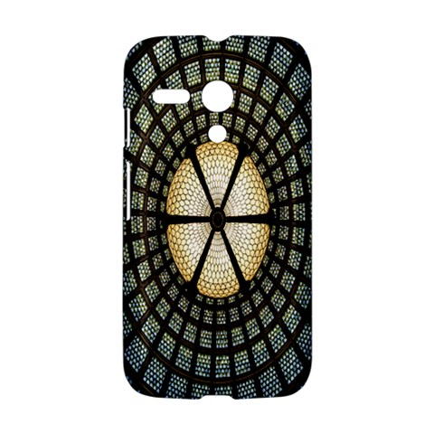 Stained Glass Colorful Glass Motorola Moto G